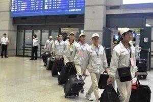 8 tháng đầu năm gần 46.000 lao động đi làm việc ở nước ngoài