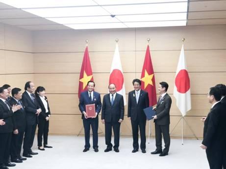 Bản ghi nhớ hợp tác đưa lao động kỹ năng đặc định Việt Nam sang làm việc tại Nhật Bản