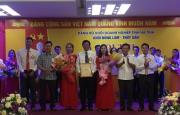 4 Đảng bộ vào Vòng chung kết Hội thi Cán bộ kiểm tra cơ sở giỏi năm 2018 cấp Đảng bộ Khối